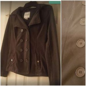 Wetseal Coat Size M Green FREE WITH BUNDLE